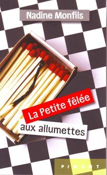 La Petite fêlée aux allumettes Couv5810