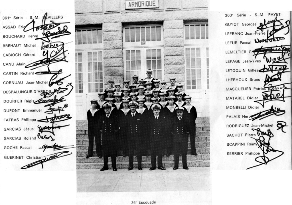 [ École des Mousses ] École des mousses promotion 72/73 La_3610