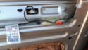Faisceau électrique éclairage plaque imatriculation Faiss312