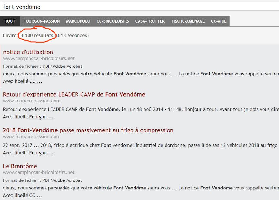 Demande avis utilisateurs, barre de recherche - Page 2 Tout10