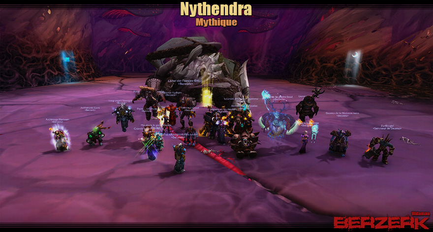 [MM] Nythendra clean ! Down_n10