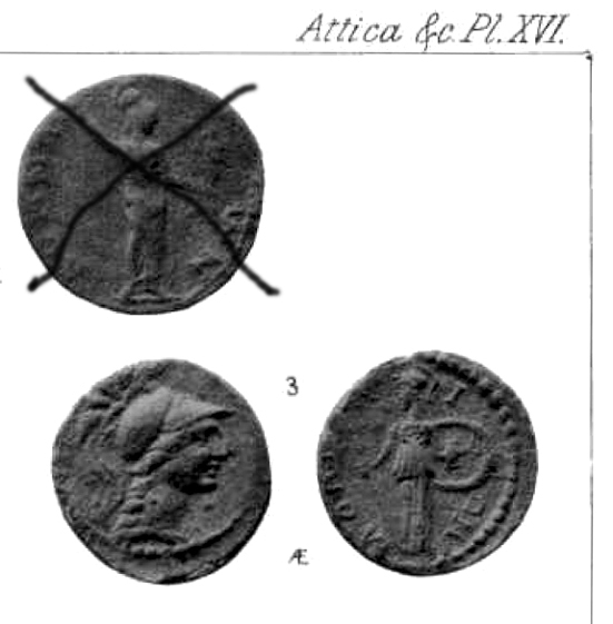 Bronze athénien ? (376) Bmc11-10