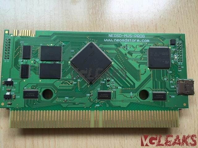 Le premier linker AES & MVS : NEOSD ! Img_6011