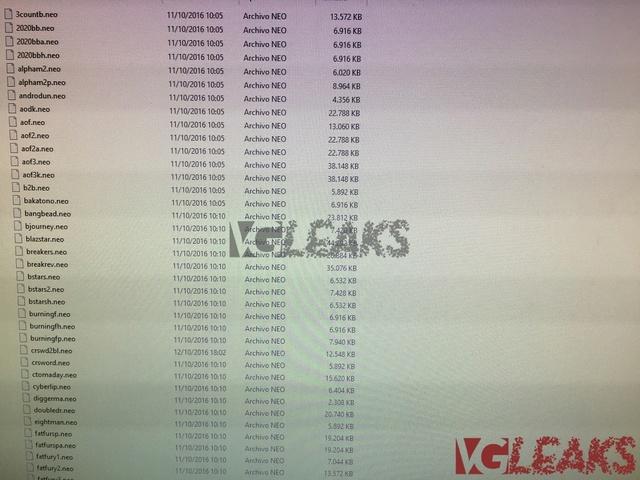 Le premier linker AES & MVS : NEOSD ! Img_6012