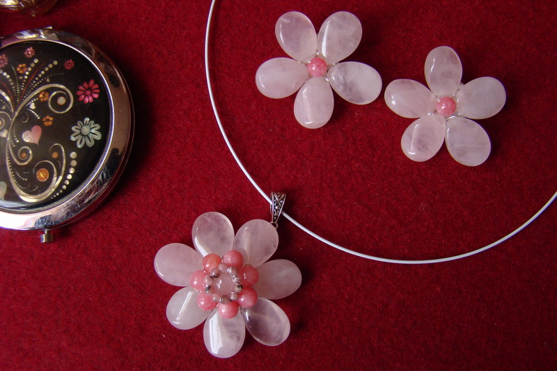 """""""Flori de piatră-Bijoux"""" albumul I-bijuterii artizanale marca Didina Sava - Pagina 3 01310"""