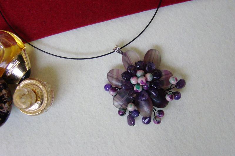 """""""Flori de piatră-Bijoux"""" albumul I-bijuterii artizanale marca Didina Sava - Pagina 3 02410"""