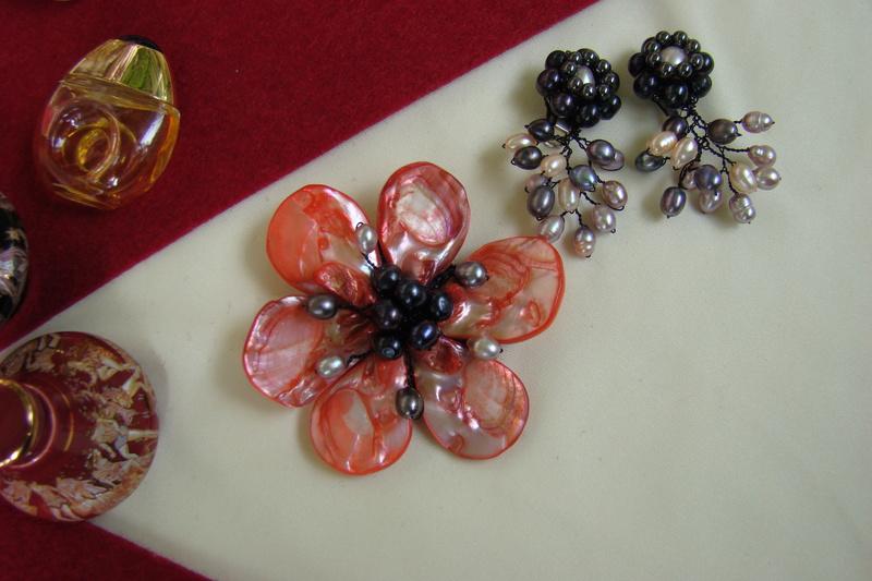 """""""Flori de piatră-Bijoux"""" albumul I-bijuterii artizanale marca Didina Sava - Pagina 3 Colier46"""