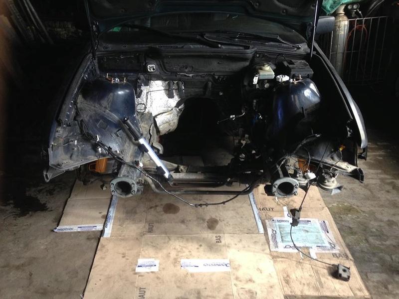 BMW E36 320i pour faire du Grift - Page 2 5110