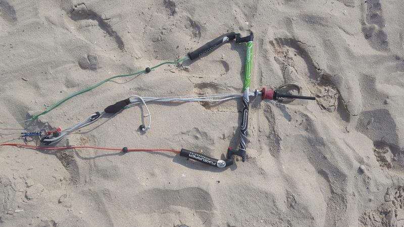 VENDUE flysurfer sonic FR 11m2 + barre infinity 3.0 20160926