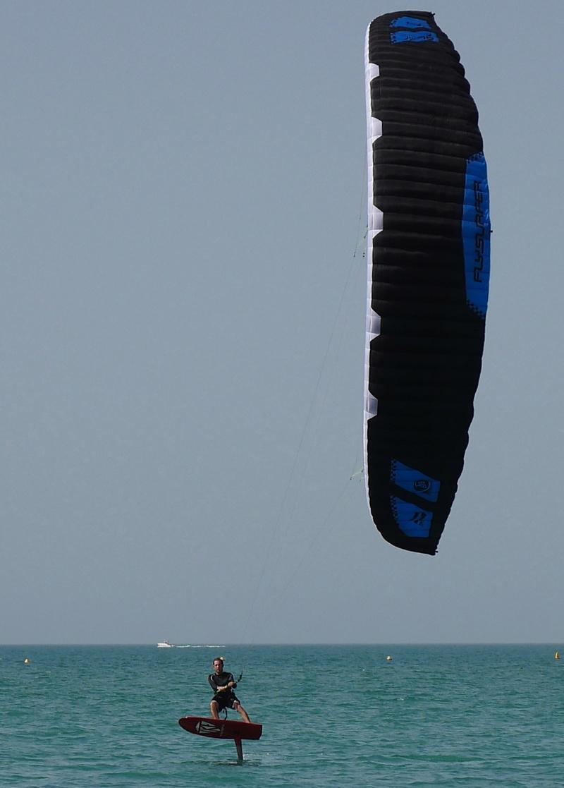 VENDUE flysurfer sonic FR 11m2 + barre infinity 3.0 Sonic_10