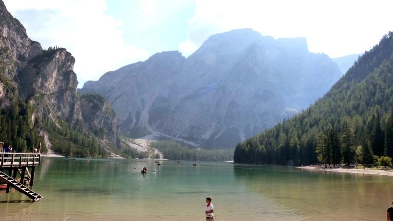Les Dolomites acte 2 Lac_br10