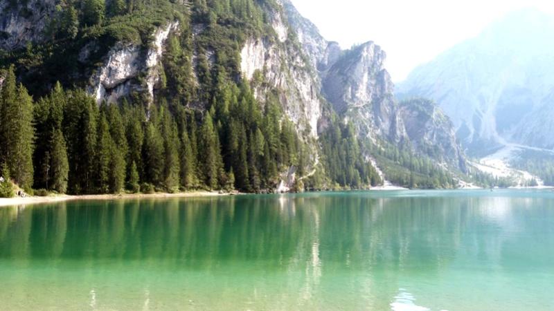 Les Dolomites acte 2 Lac_br14
