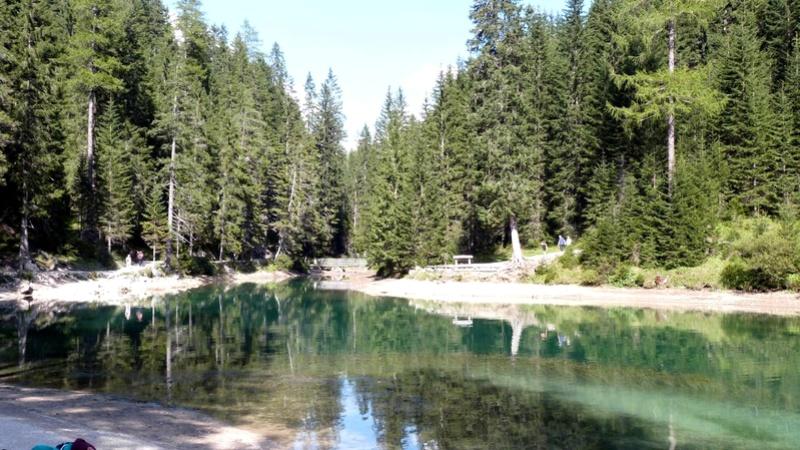 Les Dolomites acte 2 Lac_br17