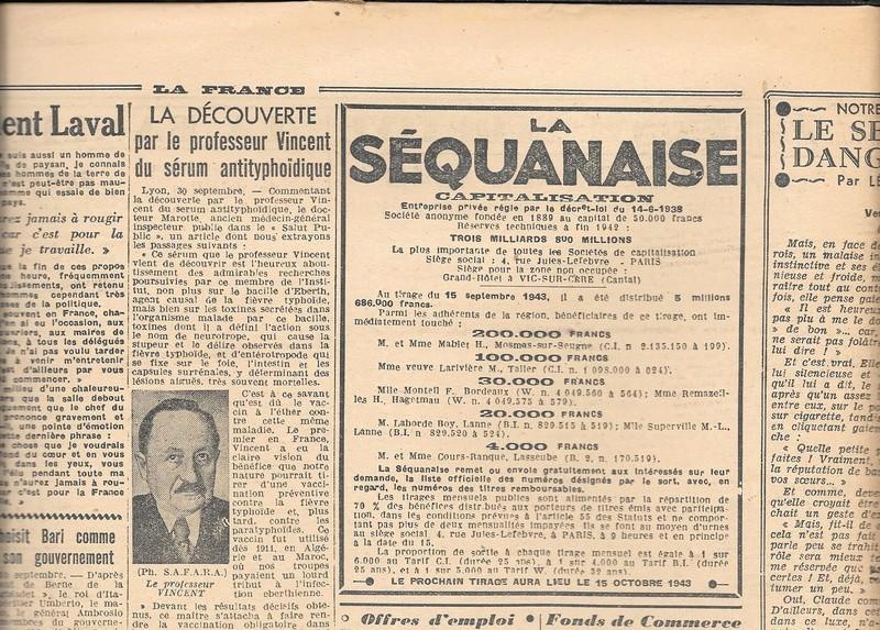 Document la Séquanaise  Journa11