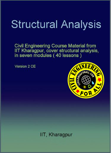 Structural Analysis: Civil Engineering Course Material Struct10