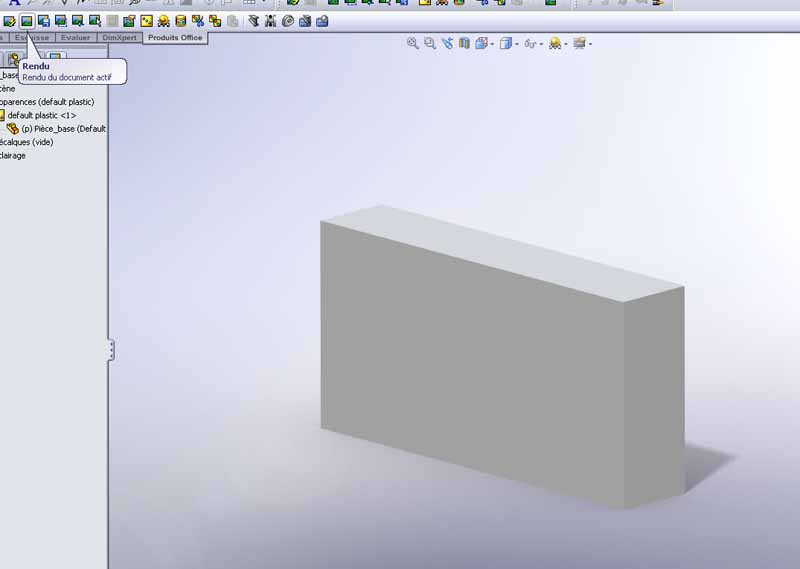 [SolidWorks] Le texturage 0910