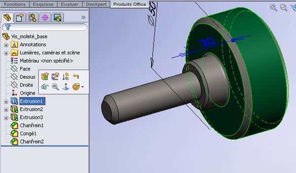 [SolidWorks] Le texturage 2010
