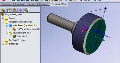 [SolidWorks] Le texturage 2210