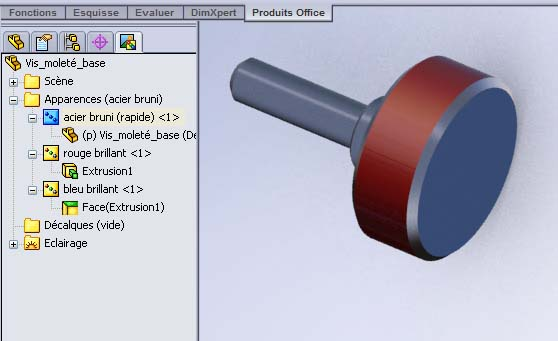 [SolidWorks] Le texturage 2310
