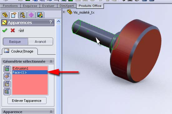 [SolidWorks] Le texturage 2410