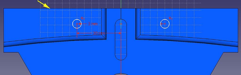 [FreeCAD] Modélisation d'un étau Fc_110