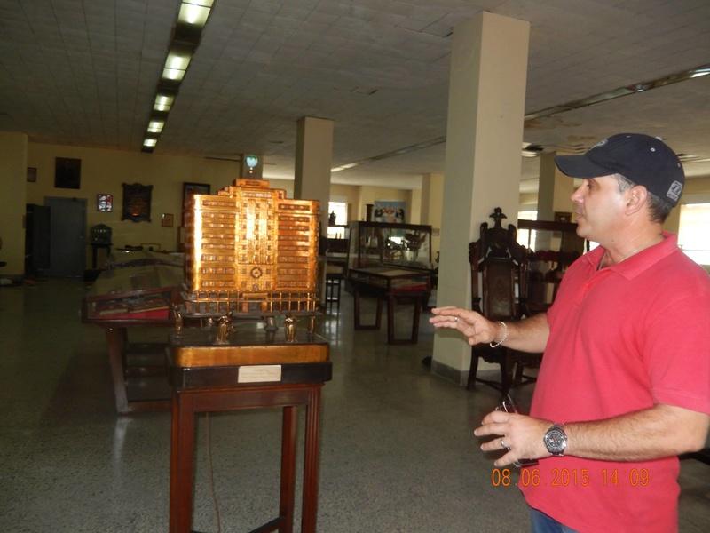 """Museo Nacional Masónico """"Aurelio Miranda Álvarez"""" de la Gran Logia de Cuba de A:.L:. y A:.M:. 11232910"""