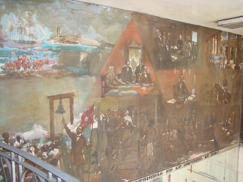 "Museo Nacional Masónico ""Aurelio Miranda Álvarez"" de la Gran Logia de Cuba de A:.L:. y A:.M:. Havana12"