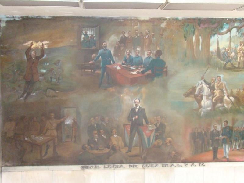 "Museo Nacional Masónico ""Aurelio Miranda Álvarez"" de la Gran Logia de Cuba de A:.L:. y A:.M:. Havana13"