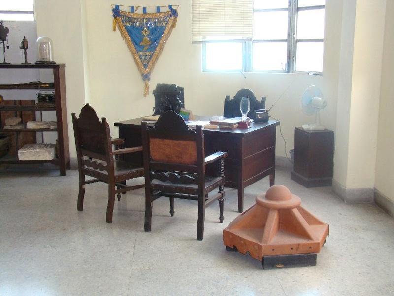 "Museo Nacional Masónico ""Aurelio Miranda Álvarez"" de la Gran Logia de Cuba de A:.L:. y A:.M:. Havana15"