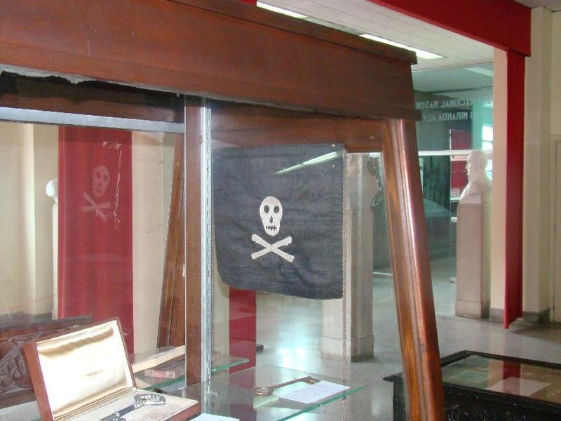 "Museo Nacional Masónico ""Aurelio Miranda Álvarez"" de la Gran Logia de Cuba de A:.L:. y A:.M:. Havana16"