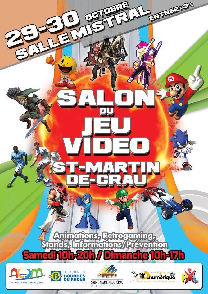 Salon du jeu vidéo. 14716210