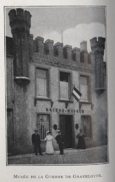 Musée de Gravelotte, dit de la Guerre de 1870 et de l'Annexion.  Sans_t10
