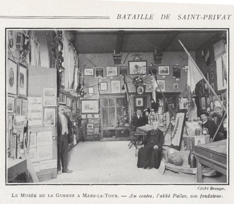 Musée de Gravelotte, dit de la Guerre de 1870 et de l'Annexion.  Sans_t11