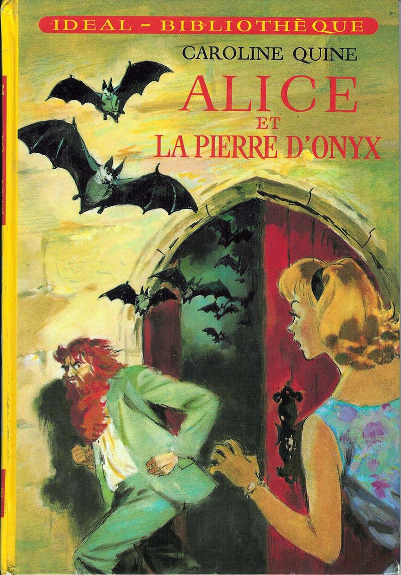 Recherches sur les anciennes éditions d'Alice (Titres 31 à 45) Pierre14