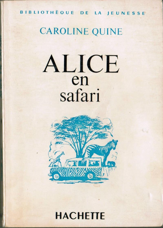 Recherches sur les anciennes éditions d'Alice (Titres 31 à 45) Safari12
