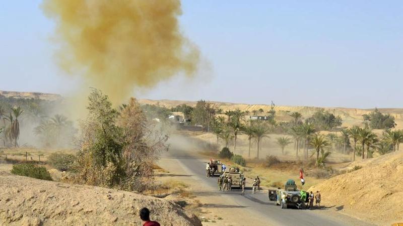 Des soldats français blessés en Irak par un drone piégé  Xvm57110