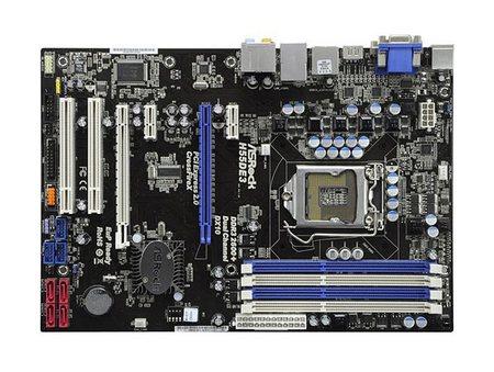 ASRock H55: серия плат нового поколения Image110