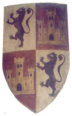 Escudo Castellano Leones, diseño. Escudo10