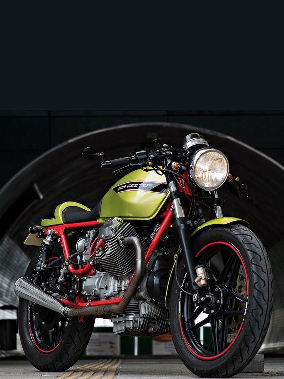 Ape deluxe Honda (version naked bike) Bike10
