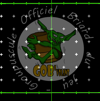 Logo asso sur terrain noir - demo Logo_t10