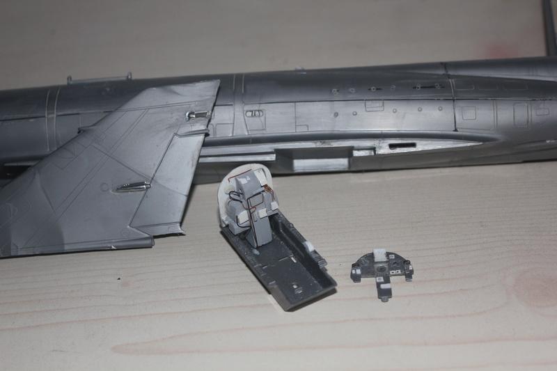 Mirage III E 1/32 revell Img_1913
