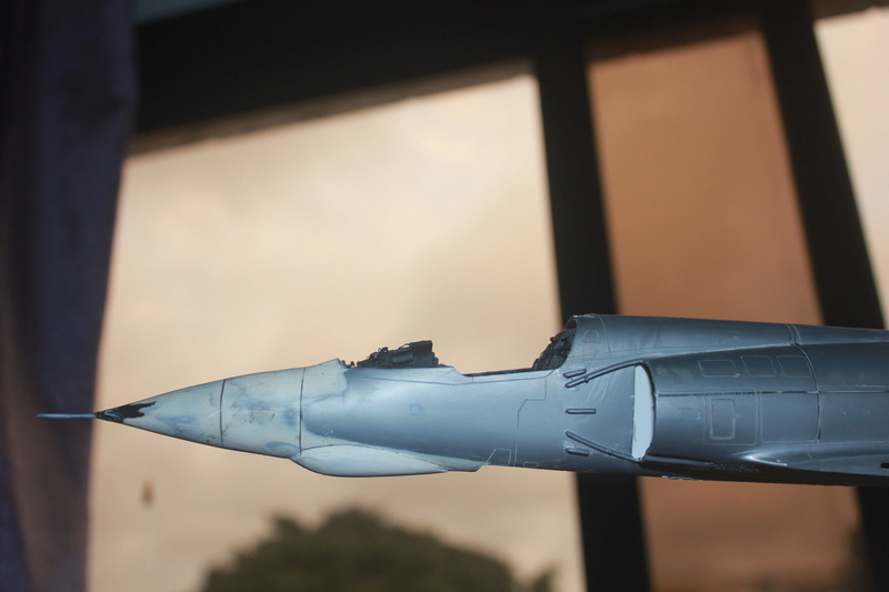 Mirage III E 1/32 revell - Page 2 Img_1937