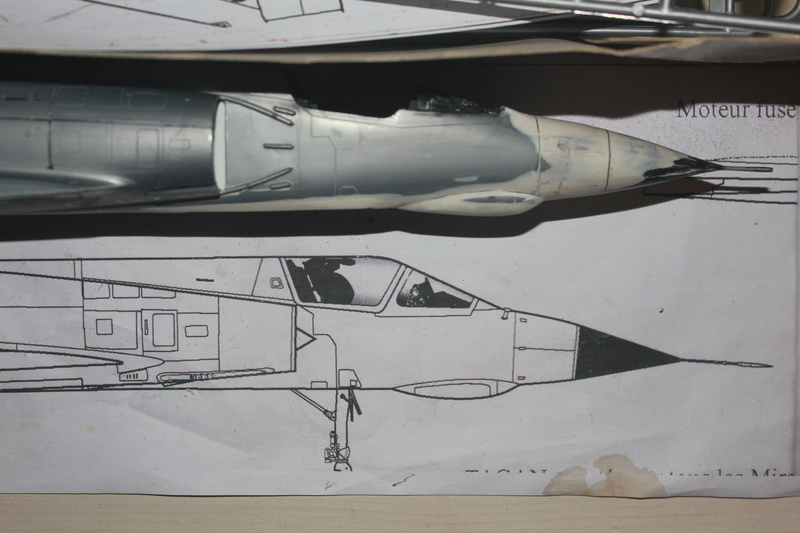 Mirage III E 1/32 revell - Page 3 Img_1943