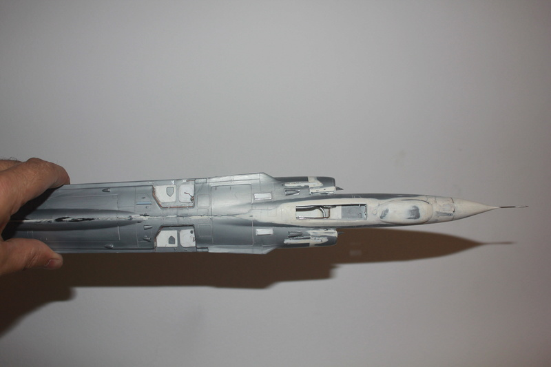 Mirage III E 1/32 revell - Page 4 Img_2011