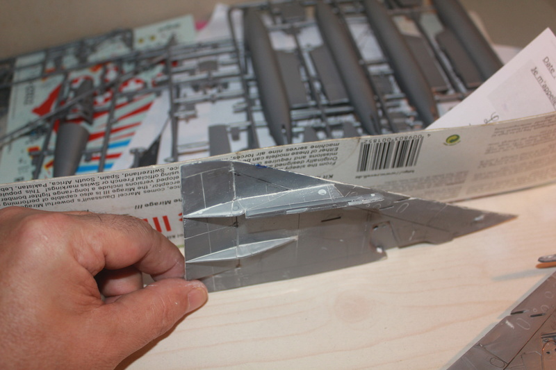 Mirage III E 1/32 revell - Page 4 Img_2016
