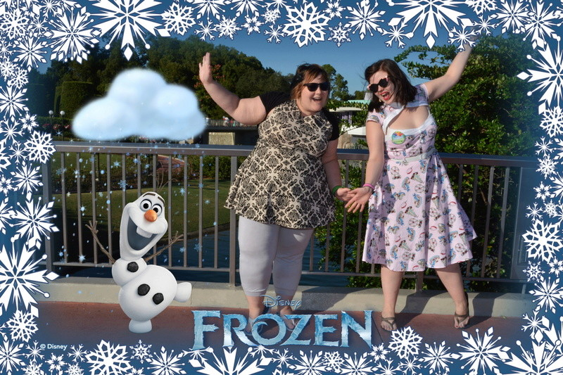 The Girly Belgian Waffles have fun in Louisiana, the Bahamas and Florida (October 2014) - UPDATE: Epcot - Page 41 Photop26
