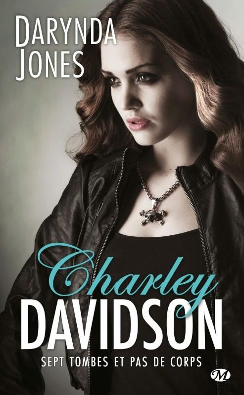 [Jones, Darynda] Charley Davidson - Tome 7 : Sept tombes et pas de corps.  Couv3110