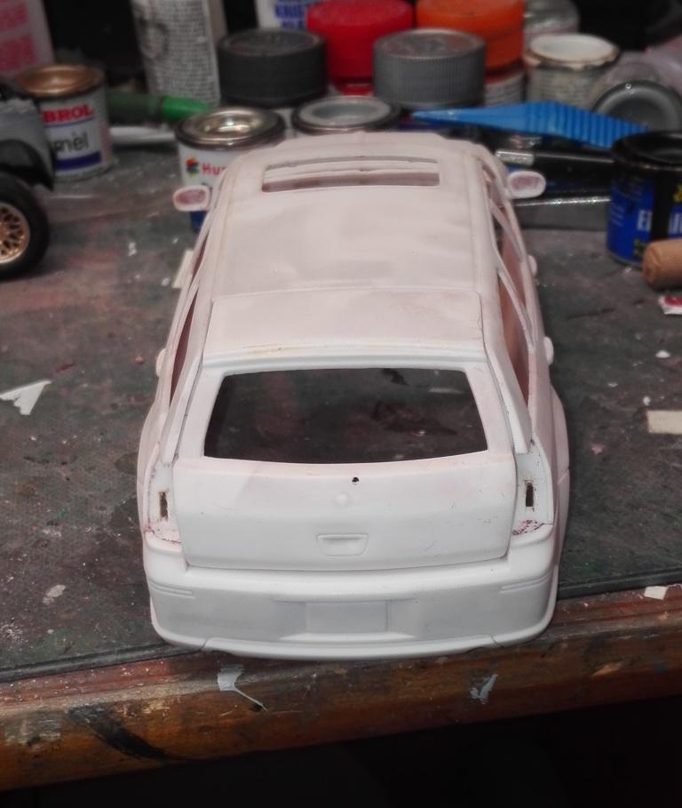 Dodge Magnum SRT8 (Restauration) terminée Magnum52