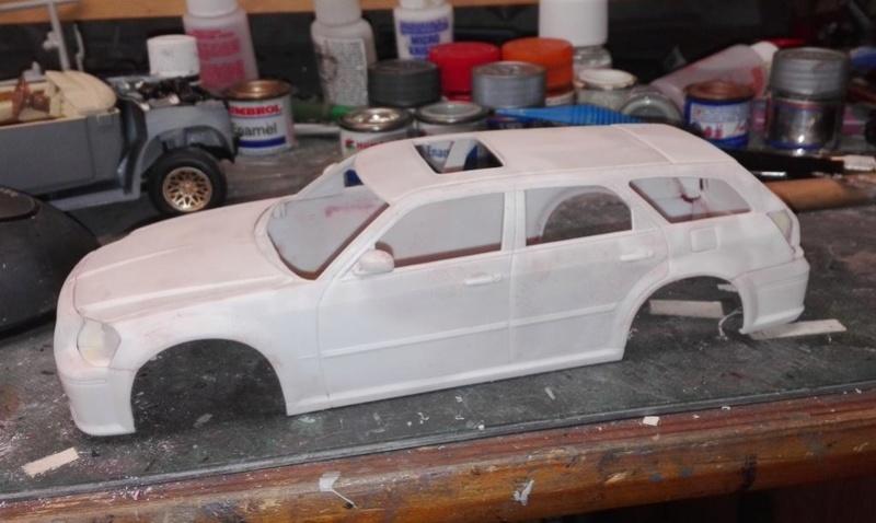 Dodge Magnum SRT8 (Restauration) terminée Magnum54