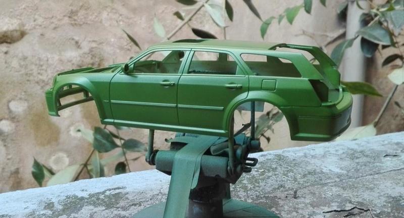 Dodge Magnum SRT8 (Restauration) terminée Magnum57